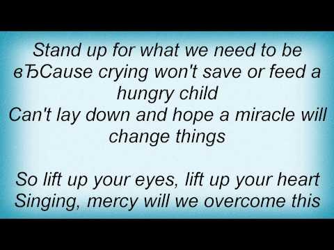 Dave Matthews Band - Mercy Lyrics