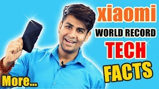 iPhone Most Expensive Part | Xiaomi World Record ? Technology Facts