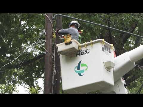 Duke Energy Working to Restore Power After Florence