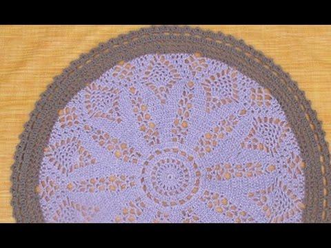 Tappeto Ovale Alluncinetto : Tappeto alluncinetto ananas parte 2 youtube
