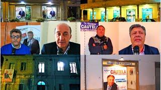 Locri dichiarazioni di SAINATO, PASSAFARO e MARANDO post elezioni (by EL)