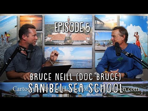 005:  Sanibel Island: Sanibel Sea School, Bruce Neill