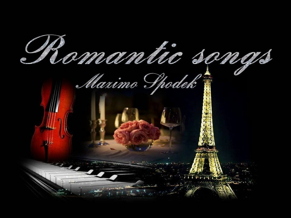 ROMANTIC FRENCH LOVE SONGS, A BEAUTIFUL STORY / UNE BELLE
