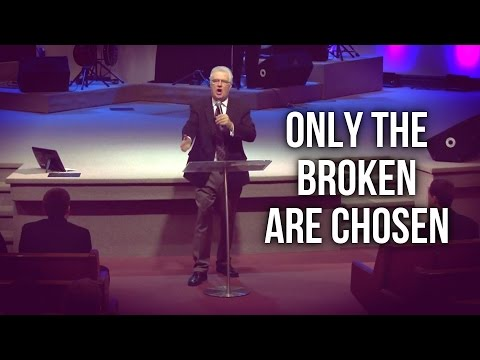 """Only The Broken Are Chosen"" – Brian Kinsey"