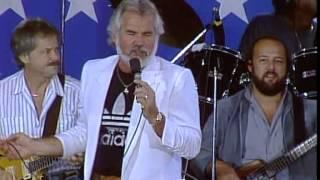 Kenny Rogers - Reuben James (Live at Farm Aid 1985)