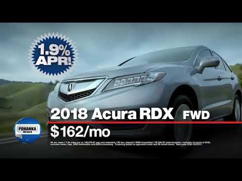 Pohanka Acura Lensanity RDX Mo Lease YouTube - Lease acura rdx