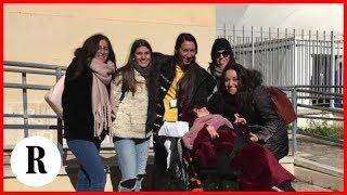 Palermo, il video della classe per non lasciare sola in estate Arianna, la compagna disabile