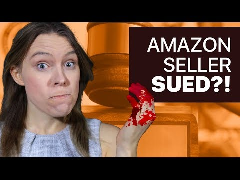 How to Not Get Sued on Amazon (Importing ILLEGAL Items from China) & Protect Yourself