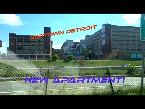 Moving to Midtown Detroit!