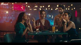 dineout #GIRF2020 | Commercial | Atul Srivastava | Kusha Kapila | Ankush Bahuguna | Sahil Anand