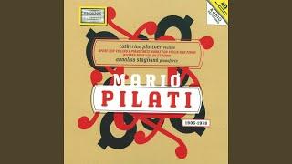 Preludio, Aria e tarantella: Allegro vivace