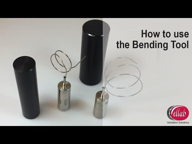 How to use the Bending Tool