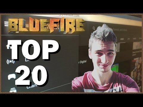 TOP 20 YOUTUBERS CHE SEGUO - BlueFire Gaming