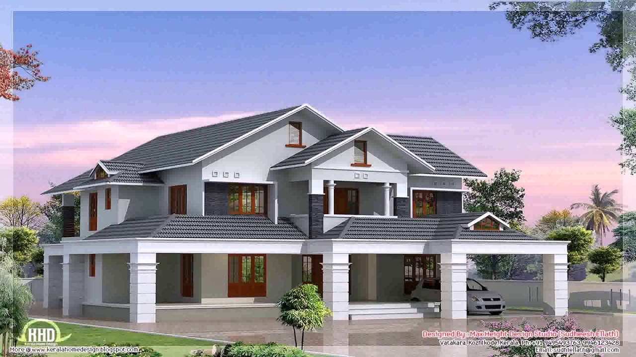 4 bedroom single storey house plans in south africa youtube. Black Bedroom Furniture Sets. Home Design Ideas