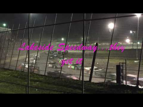 Lakeside Speedway - USMTS modified racing action!