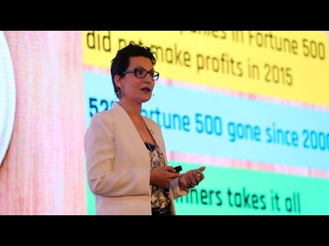It's time for HR to think differently: Ester Martinez at TechHR16