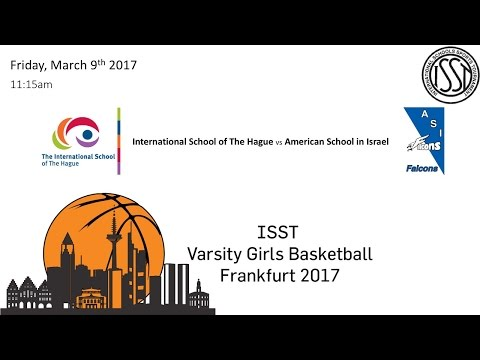 ISST Varsity Girls Basketball: ISH vs ASI