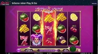 Inferno Joker Play N Go Online Casino Slot review