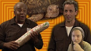 Jail Cellmate: Saturday Night Live - Kenan Thompson Seth Meyers(REACTION)