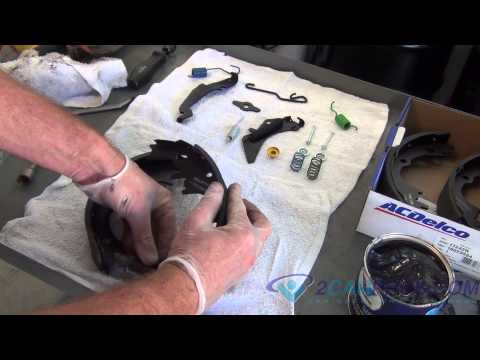 How to Change Rear Brake Shoes