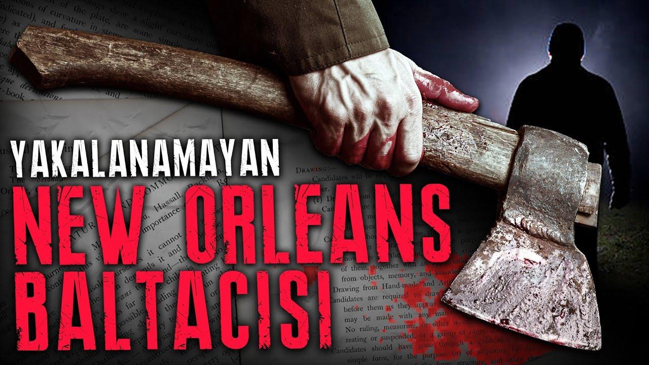 98 Yıllık, Çözülmemiş New Orleans Baltacısı Davası