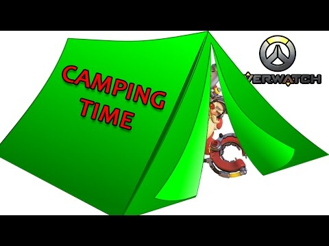 Overwatch CTF Camping Funtage