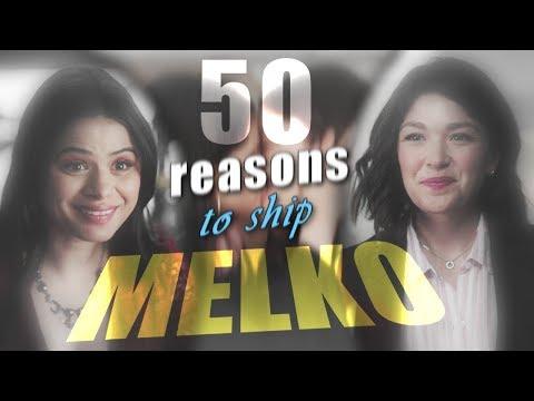 50 Reasons to ship MELKO