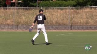 Durham Sundberg - PEC - OF - Sam Barlow HS (OR) - July 4, 2017