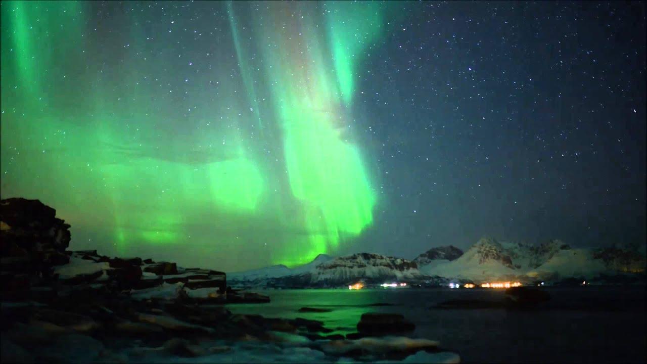 Nordlys på sydpolen