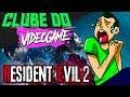 CLUBE DO VIDEOGAME - RESIDENT EVIL 2 REMAKE ( 1 Shot Demo )  - CAPSLOCK