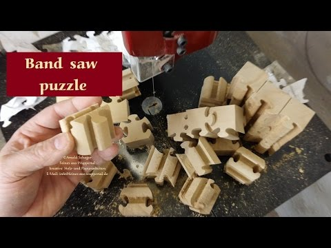 Band Saw Puzzle