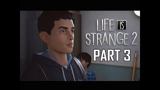 LIFE IS STRANGE 2 Walkthrough Part 3 - Gas Station (Let's Play Season 2)
