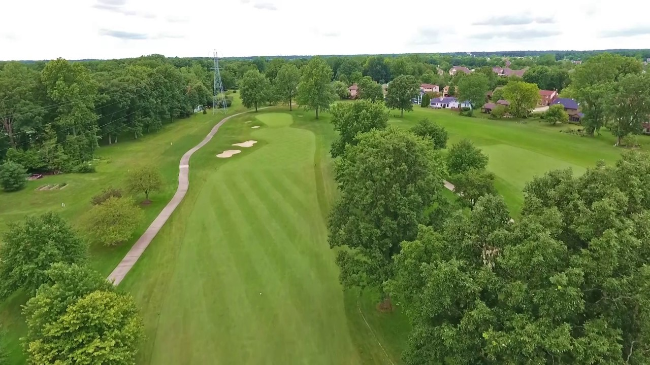 Pine Valley Country Club - Hole #4 Overview - YouTube