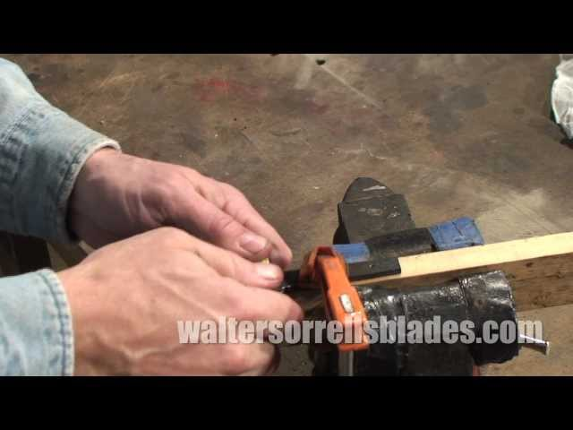 Knife Making Tools 21: Sandpaper