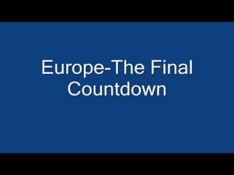 Europe - The Final Countdown [HD]