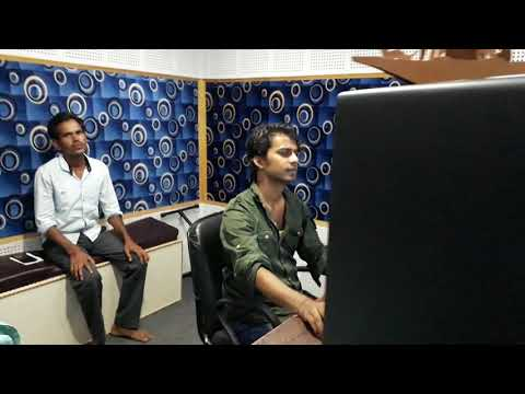 Bol Bam Bol Bam Bol ke   Live Recording Studio, Deoghar   Singer - Sunil   RVs Music Factory