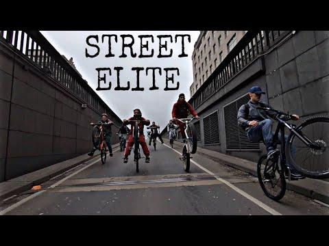 STREET ELITE TEAM RIDE TO ALLYPALLY!