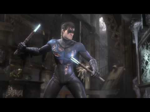 Injustice: A Tear in the DC Universe