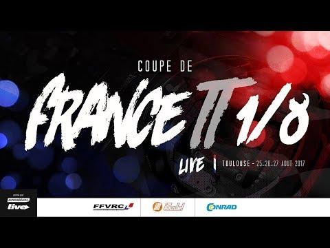 Coupe de France FFVRC - 1/8 TT Nitro - TTMBC Toulouse - #1