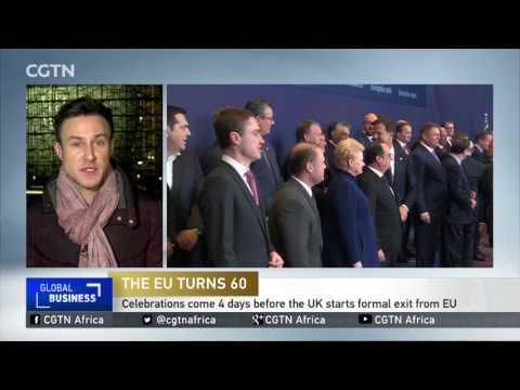 EU leaders to mark Rome Treaty anniversary