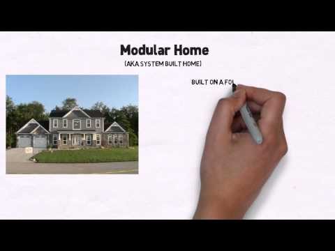 The Difference Between Modular Homes and Manufactured Homes by Silver Creek Homes