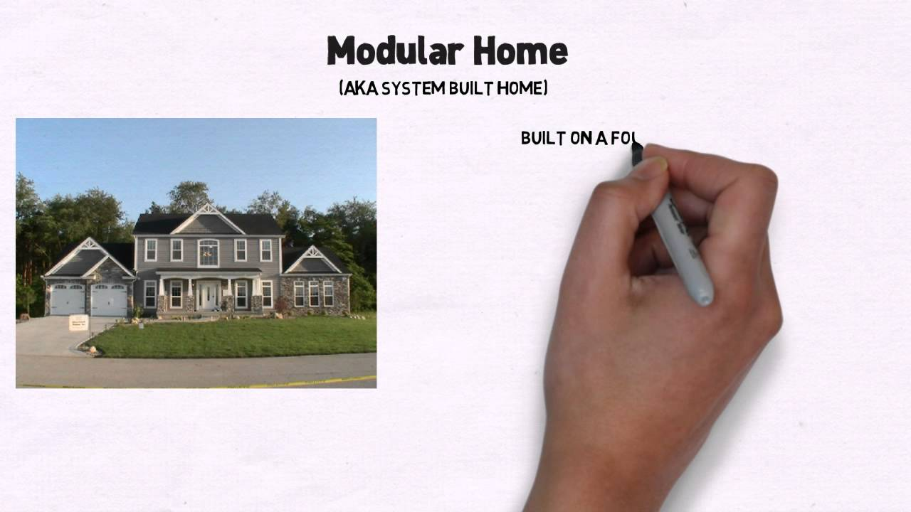 The Difference Between Modular Homes And Manufactured Homes By Silver Creek  Homes   YouTube