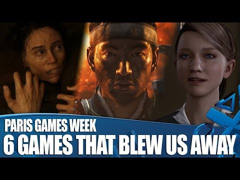 6 PS4 Announcements That Blew Us Away At Paris Games Week