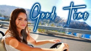 """""""Good Time"""" - Owl City & Carly Rae Jepsen - Official Cover video of Luke Conard and Missglamorazzi"""