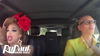 Drag Queen Carpool: Valentina | RuPaul's Drag Race Season 9 | Now on VH1!
