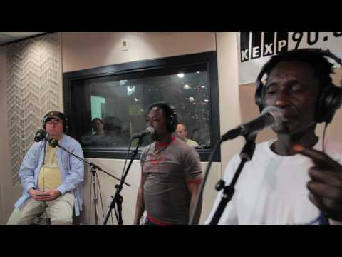 Sierra Leone's Refugee All Stars - Kali (Live on KEXP)