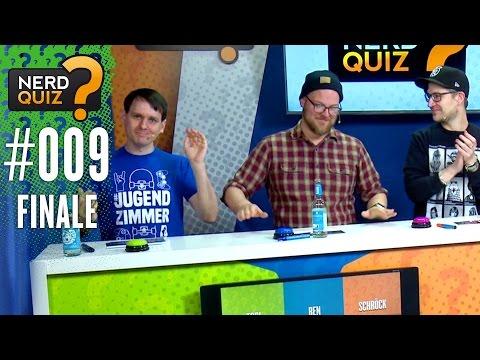 Nerd Quiz 3.0 mit Gregor   FINALE   Schröck vs Ben vs Tobi