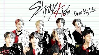 STRAY KIDS | Draw My Life