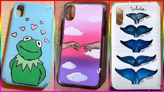 Best TikTok Painting On Phone Cases Compilation #20
