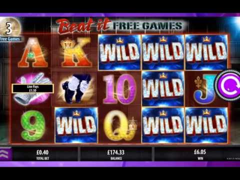 Michael Jackson slot Beat it Bonus Free Spins With regarded as big win for stake size